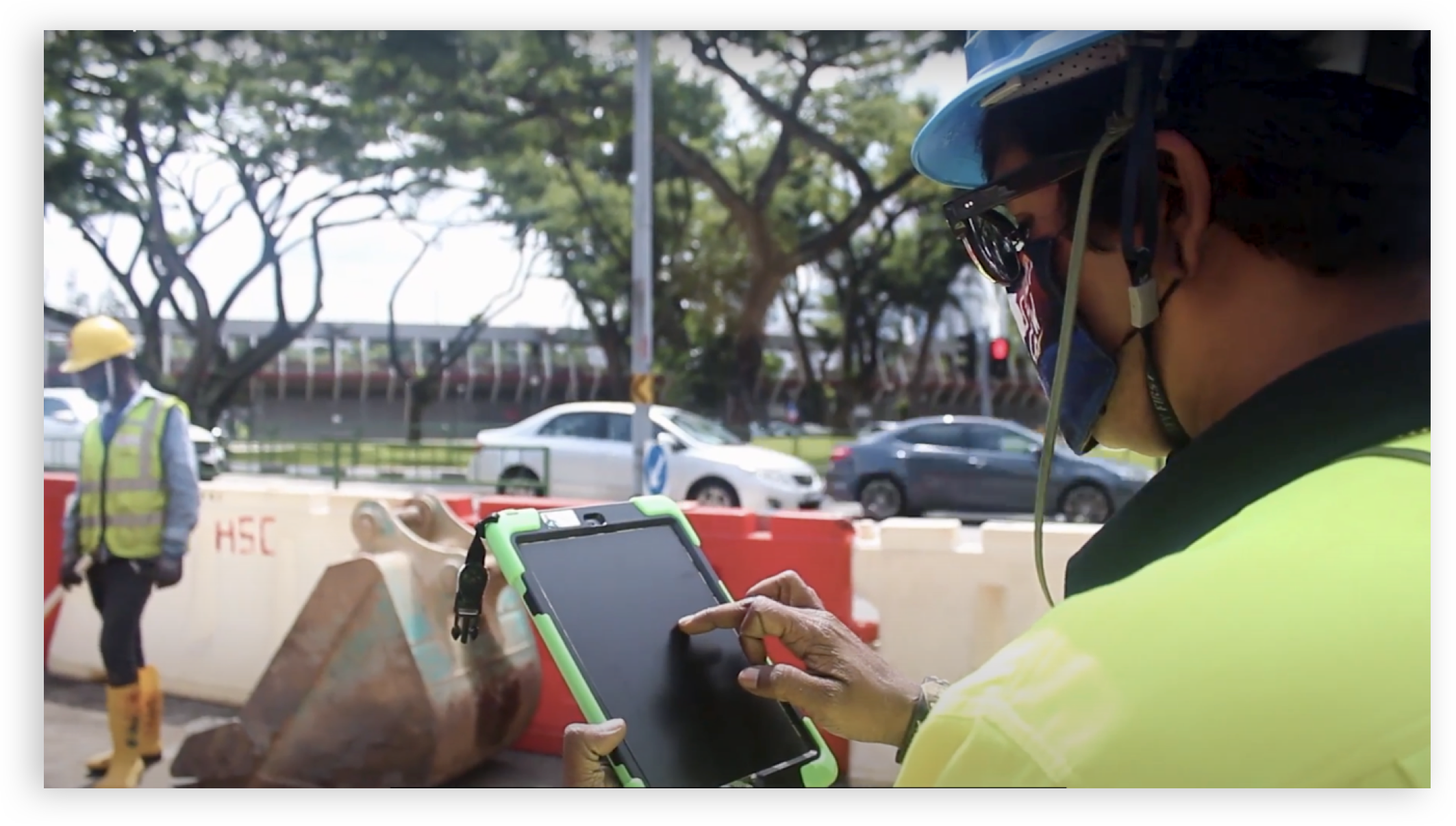 HSC brings Infrastructural Pipeline Safety to the Next Level with Digital Solutions